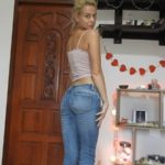 Messy, Shitty Jeans For My Love/GFE with MissAnja Enema Girl [FullHD / 2020]