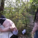 My mouth is a chic female toilet! Scat Slave [FullHD / 2020]