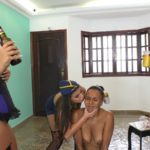Carnival Scat party: unwelcome guest NewScatInBrazil – Brazil MFX [FullHD]