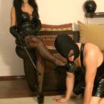 Hard toilet training by new Goddess – Scat XXX Toilet Slavery