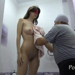 Karina poops after bathing in slave's mouth with MilanaSmelly eat shit [FullHD]