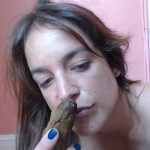Play with my turd with Liglee Scat Sucking [FullHD]