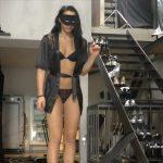 DISCIPLINED WC MistressGaja Lesbian Slave Scat