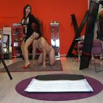 Lady Scarlet Exciting shit with LadyScarlet [FullHD]