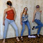 Dirty jeans by Yana Carolina and Alice [FullHD]