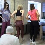 Life under the female ass! Luxury 3 Face Humiliation