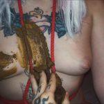 Cursed Amateur Backroom Scat 100% Private Porn