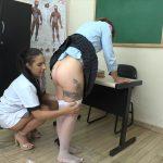 MF-7594 Saori Kido, Isabel – SHITTING FOR MY TEACHER Newmfx